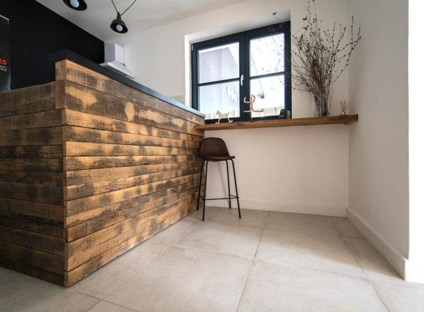 Bar lemn masiv