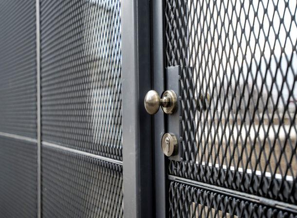 Garduri si porti mesh