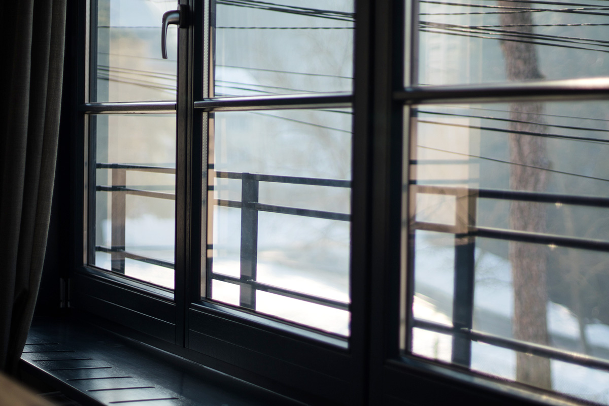Balustrada fereastra
